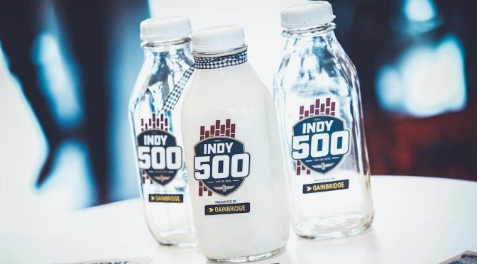 Milk (FOTO: Joe Skibinski/IndyCar)