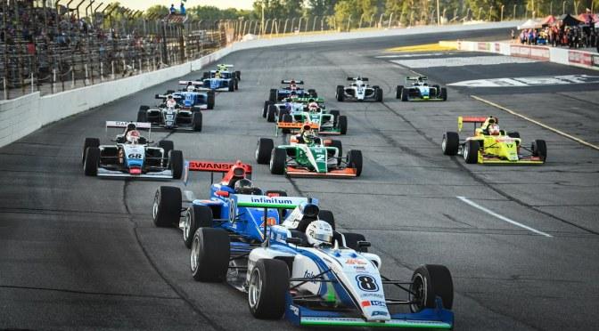 Road to Indy visita Lucas Oil Raceway
