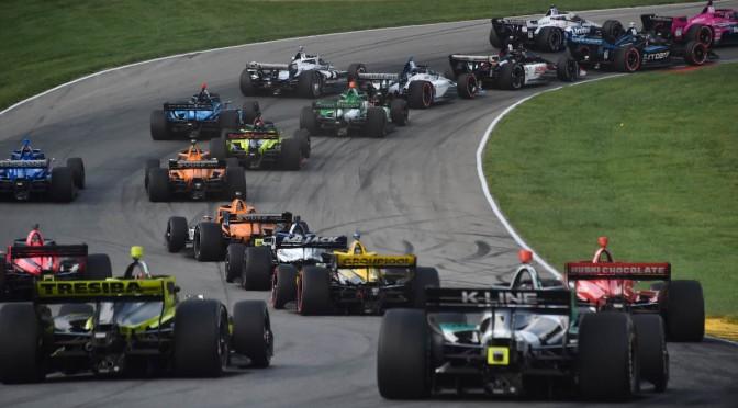 26 autos inscritos para Mid-Ohio