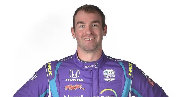 Cody Ware debutará en IndyCar en Road America