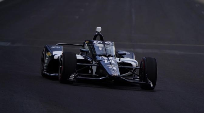 Bourdais habla de actuación conservadora en Indy 500