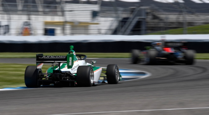 Indy Lights vuelve a Detroit con fecha doble