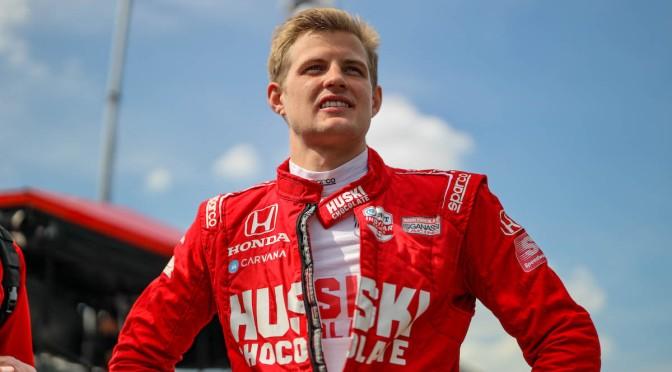 Ericsson se une a lista de ganadores en Indycar