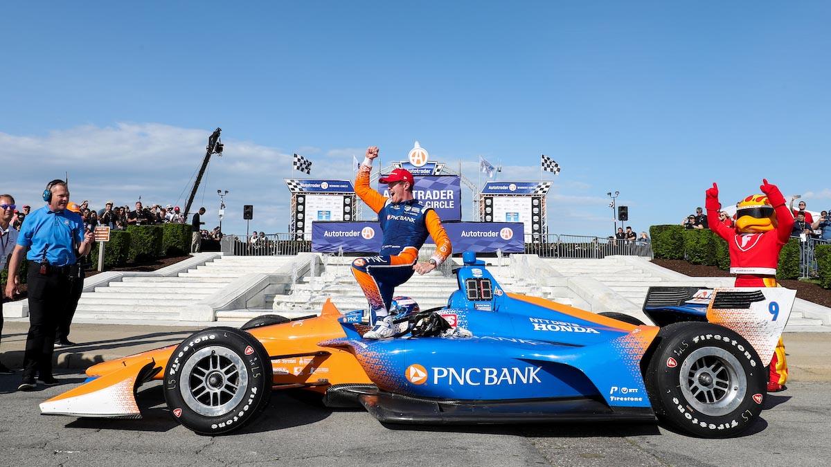 Dixon, uno de los ganadores más recientes, busca retomar liderato (FOTO: Joe Skibinski/INDYCAR)