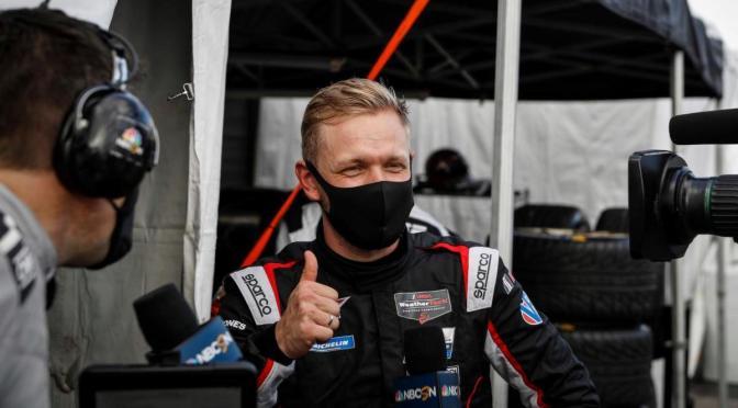 """Magnussen: """"Estoy aquí para experimentar y disfrutar"""""""