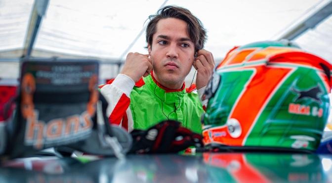 Salvador de Alba probará un Indy Lights