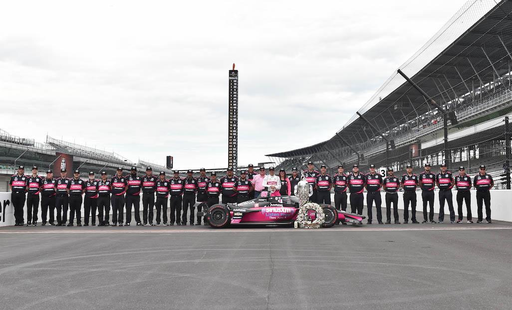 La victoria en Indy 500 aceleró los planes de expansión de Meyer Shank Racing (FOTO: Chris Owens/INDYCAR)