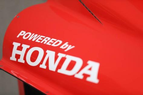Honda (FOTO: Matt Fraver/INDYCAR)