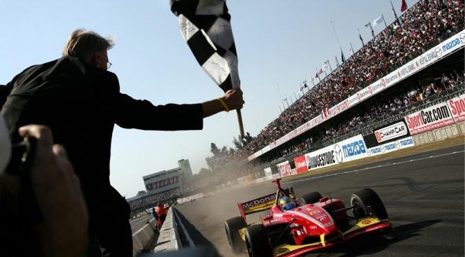 Sigue sin haber planes de carrera de IndyCar en México