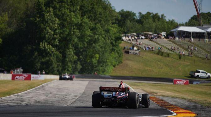 IndyCar y Road America extienden contrato