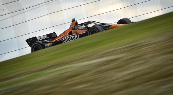 ARROW McLaren SP y el dilema de su expansión a tres autos