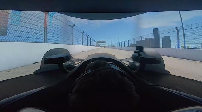 VUELTA VIRTUAL: GP de Nashville con Romain Grosjean