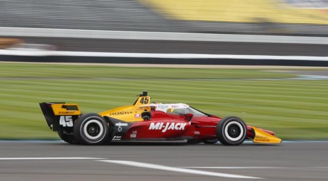 Lundgaard sorprende con cuarto lugar de salida