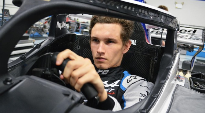Christian Lundgaard debutará en IndyCar