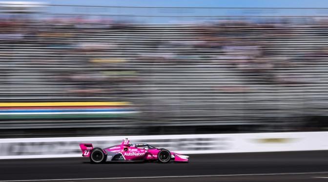 28 autos para el Big Machine GP en Indy
