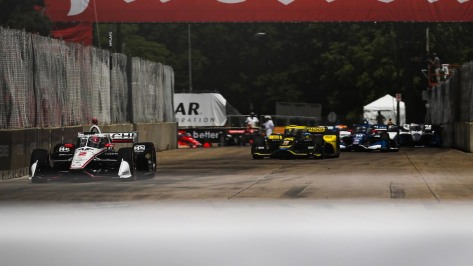 Previa IndyCar Nashville (FOTO: Joe Skibinski/Penske Entertainment)