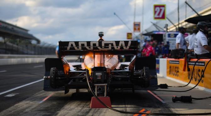 ARROW extiende asociación con McLaren hasta 2028