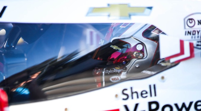 Newgarden arranca liderando práctica en Laguna Seca; Palou, 3º