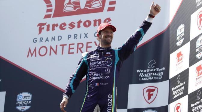 OFICIAL: Romain Grosjean pasa a Andretti Autosport