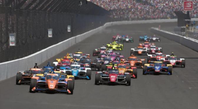 Indy 500 (FOTO: Dan Boyd/INDYCAR/PEC)