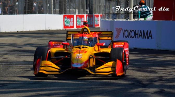 Hunter-Reay, listo para último arranque con Andretti
