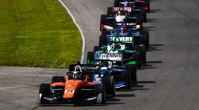 Cambios en la parrilla de Indy Lights rumbo a Portland