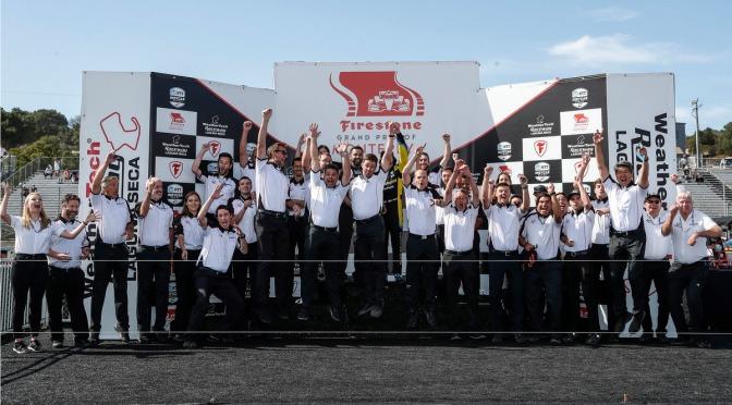 Cuarto título de marcas consecutivo para Honda