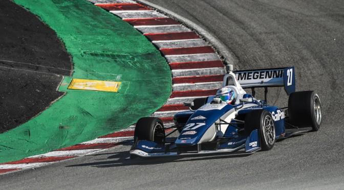 Laguna Seca, penúltima fecha de Indy Lights