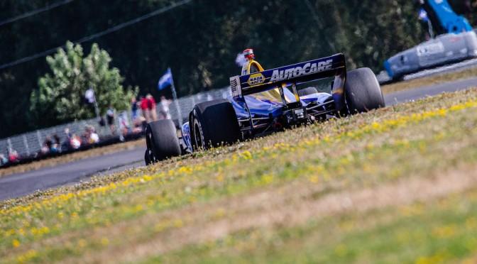 27 autos para regreso de IndyCar a Portland