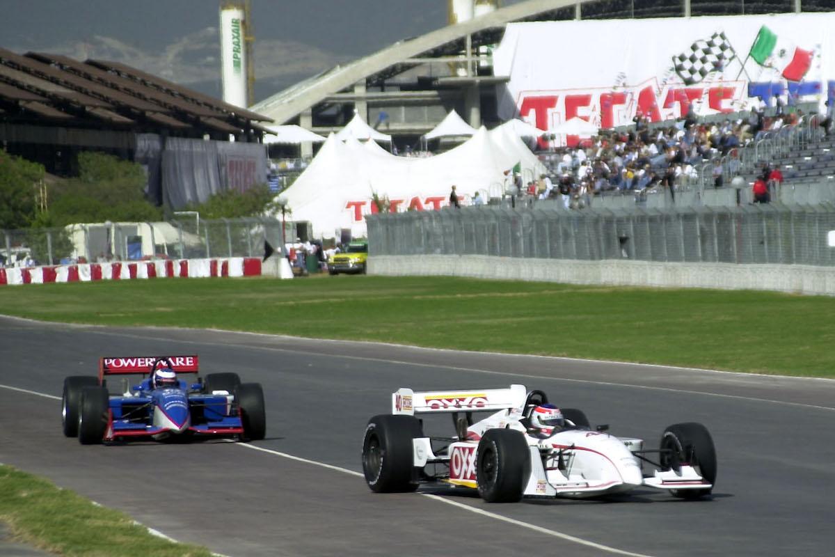 CART visitó Monterrey de 2001 a 2006 y la Ciudad de México en dos etapas: 1980-81 y de 2002 a 2007 (FOTO: Archivo Toyota)