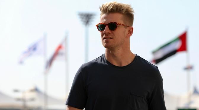 Nico Hulkenberg probará un auto de ARROW McLaren SP