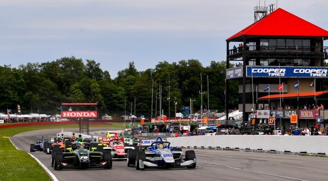 Road to Indy cierra temporada 2021 en Mid-Ohio